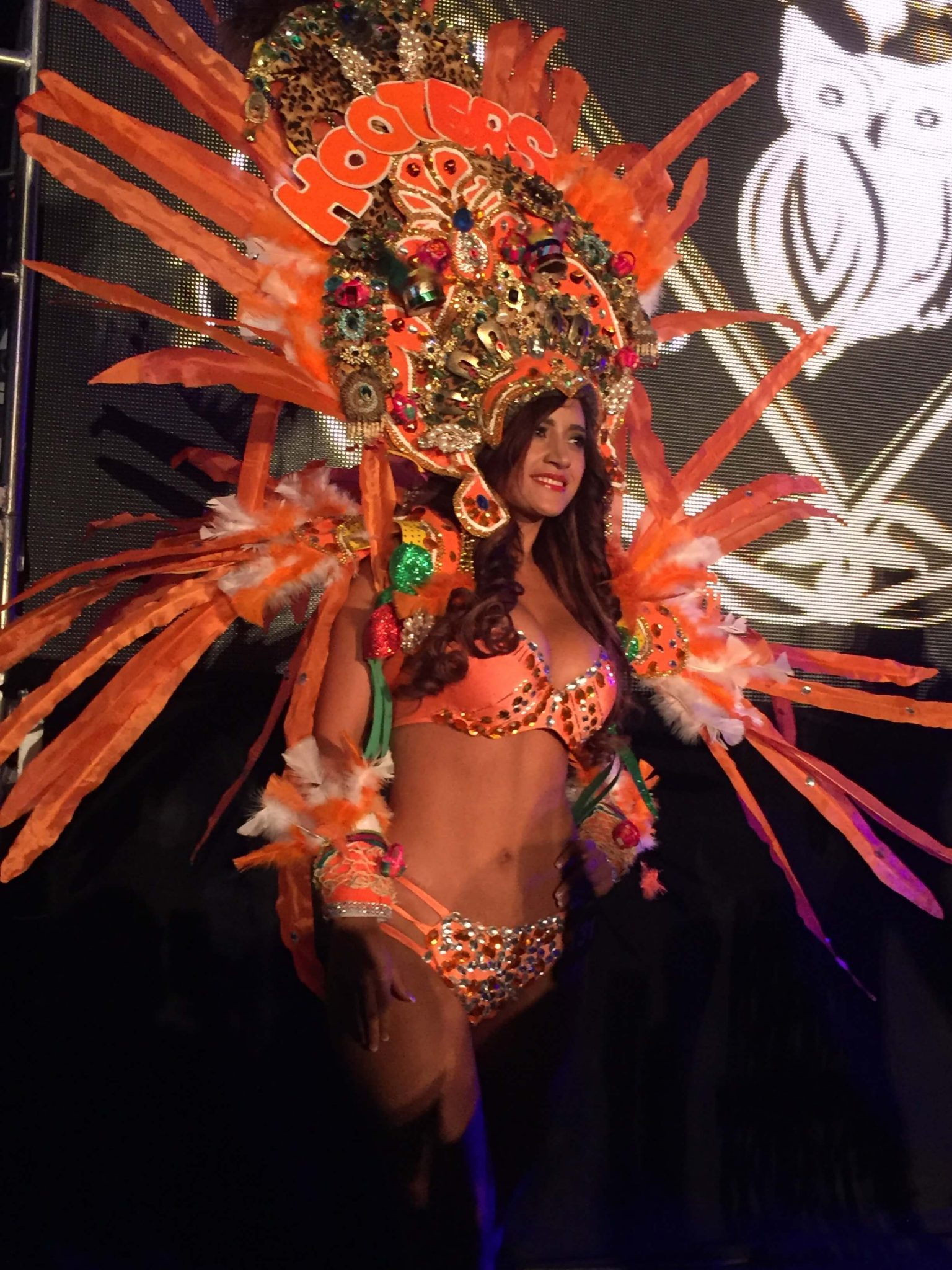 #31 Miss Guatemala, Karla Mérida