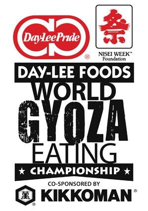 Day-Lee Foods World Gyoza Eating Championship Logo
