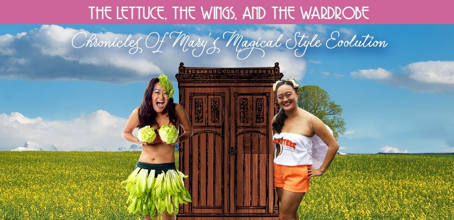 The Lettuce, The Wings, and the Wardrobe