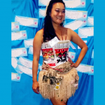 Mary loves a good spaghetti strap, but she took noodles to a whole new level with a ramen dress at the Girl's Inc. Orange County Girl's Conference in 2015. If you haven't tried a noodle skirt, udon know what you're missing! Pho real.