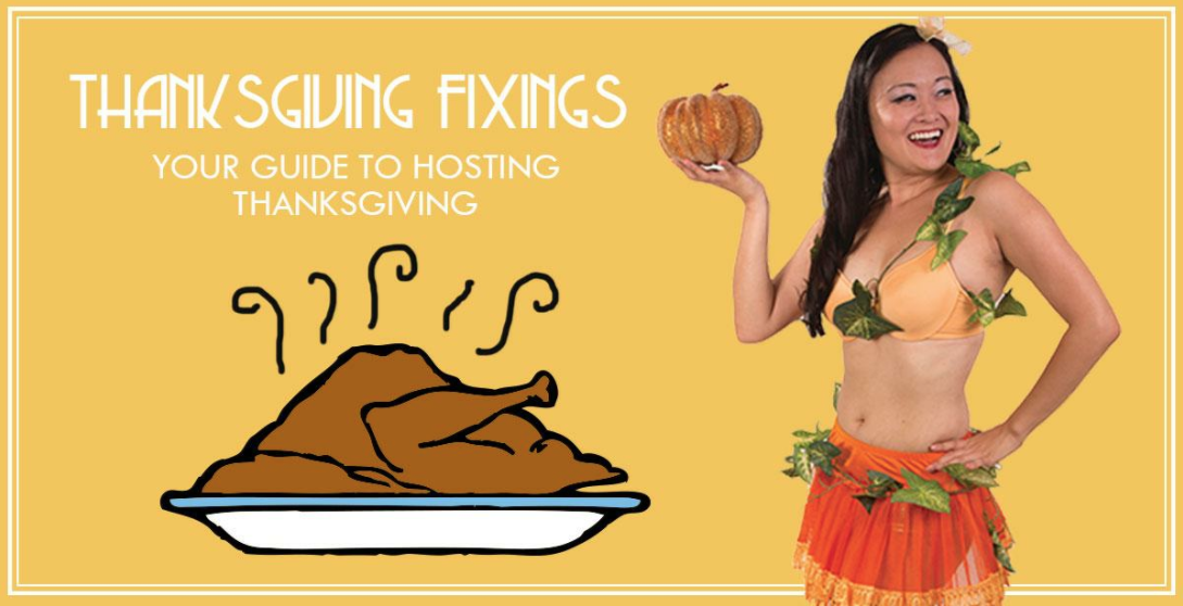 Thanksgiving Fixings: Your Guide to Hosting Thanksgiving