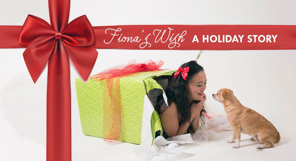 Fiona's Wish: A Holiday Story Cover