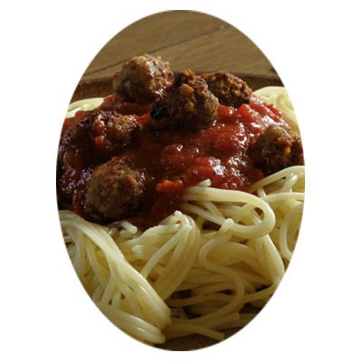 Recipe for Spaghetti and Meatballs