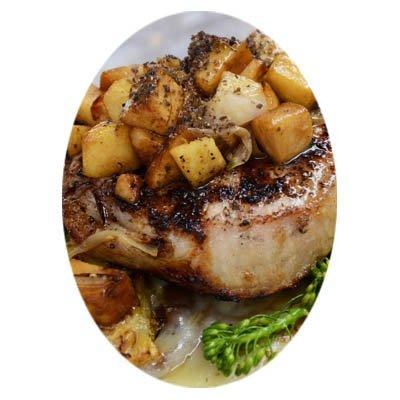 Grilled Pork Tenderloin with Stone Fruit Salsa Recipe